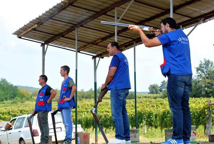 Međudruštveno natjecanje lovaca u streljaštvu