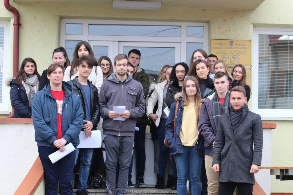 Grad Kutjevo isplatit će stipendije studentima iako predavanja prate od kuće