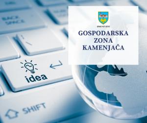 Gospodarska zona Kamenjača Kutjevo