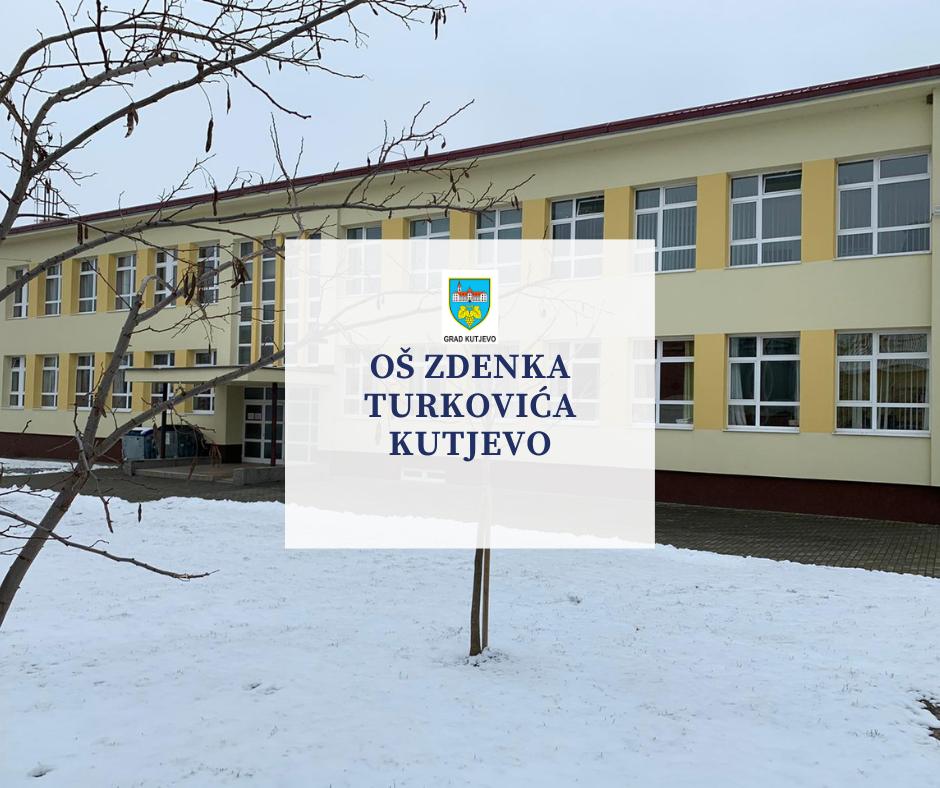 Osnovna škola Zdenka Turkovića Kutjevo
