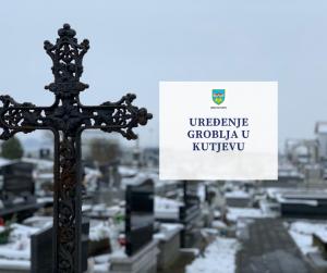 Uređenje groblja u Kutjevu