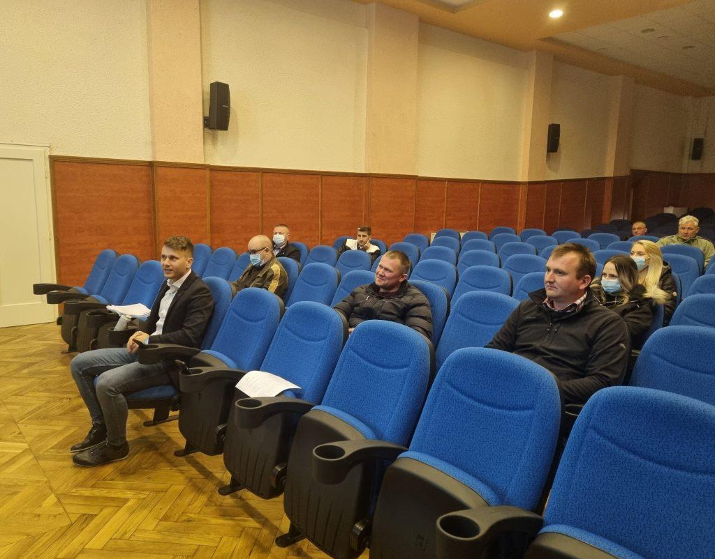 Održana 22. sjednica Gradskog vijeća Grada Kutjeva