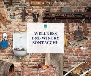 Kutjevo Wellness B&B Winery Sontacchi
