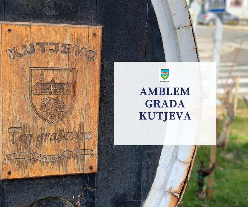 Amblem Grada Kutjeva