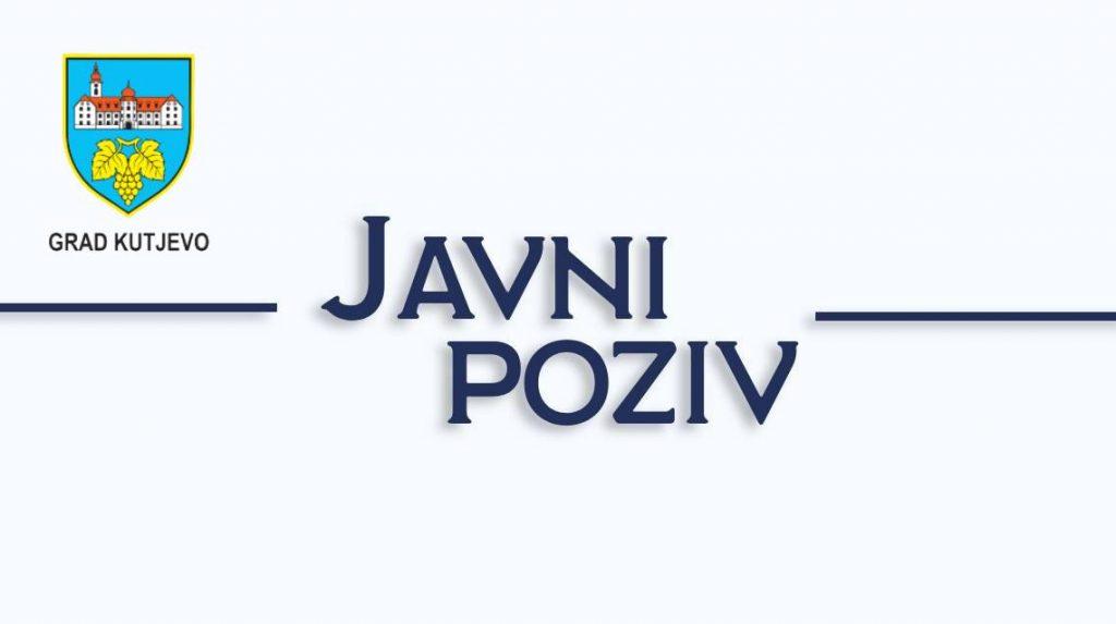 Javni poziv za dodjelu potpora mladim obiteljima na području Grada Kutjeva