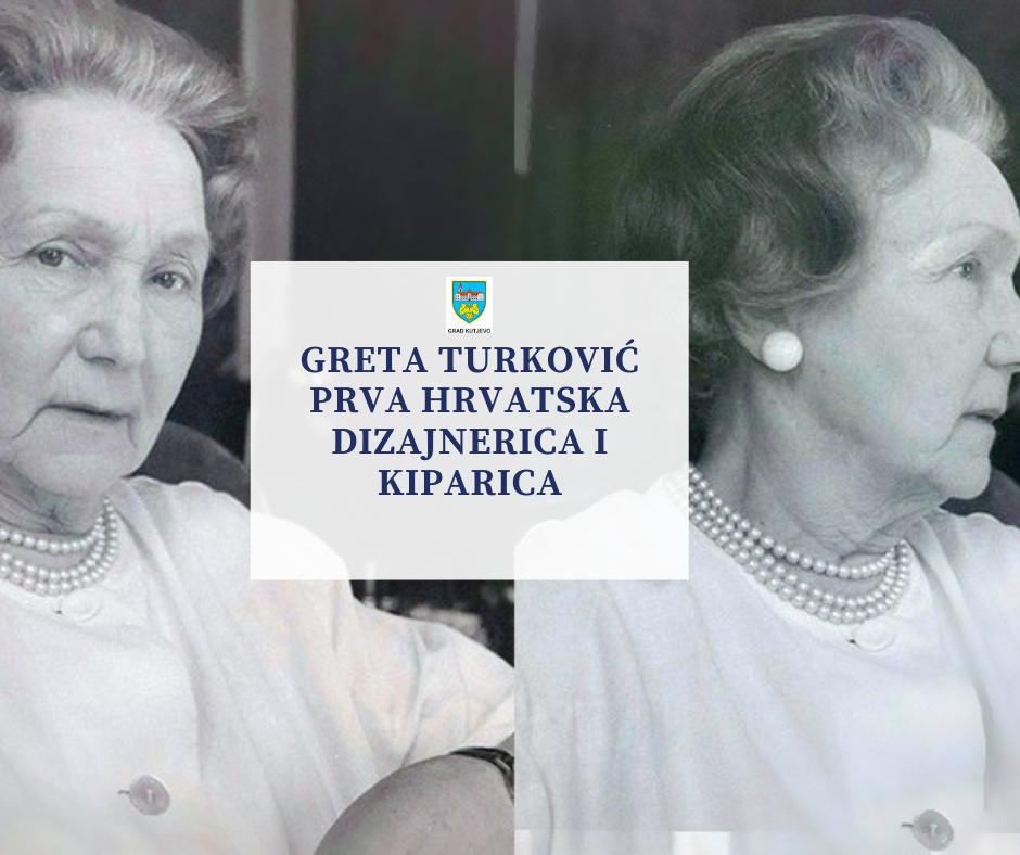 Greta Turković – prva hrvatska dizajnerica i kiparica