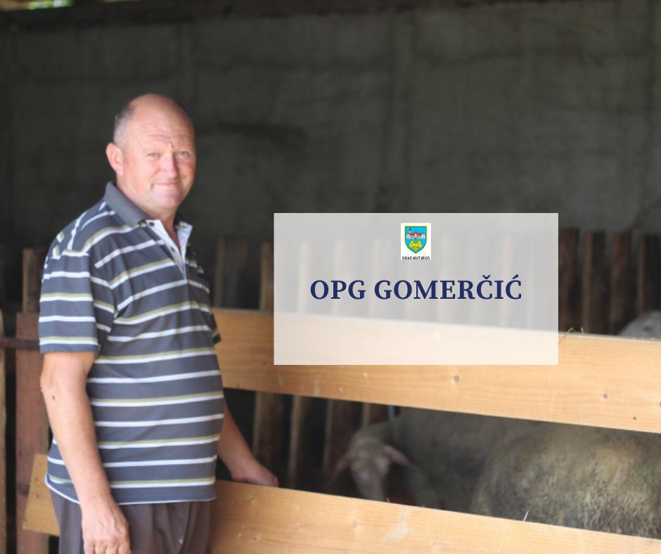 OPG Gomerčić