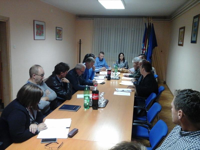 Saziv za sjednicu Gradskog vijeća Grada Kutjeva