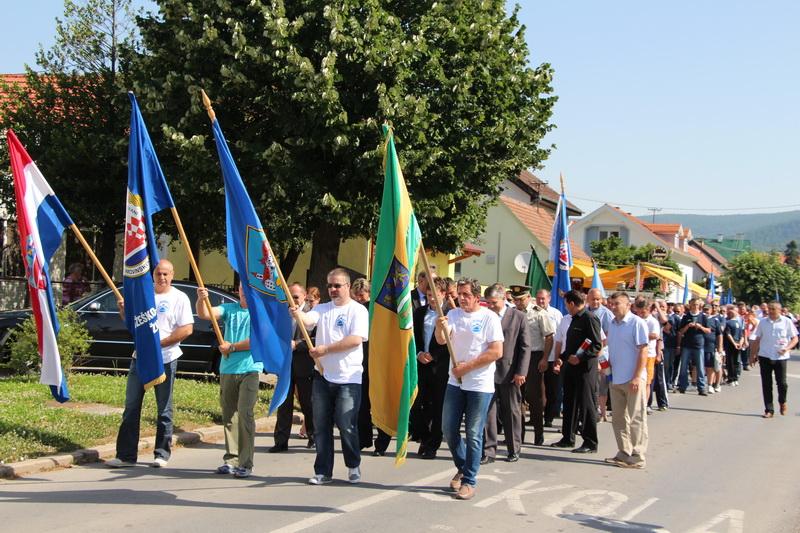 9. Županijske sportske igre UDVDR – KUTJEVO 2014