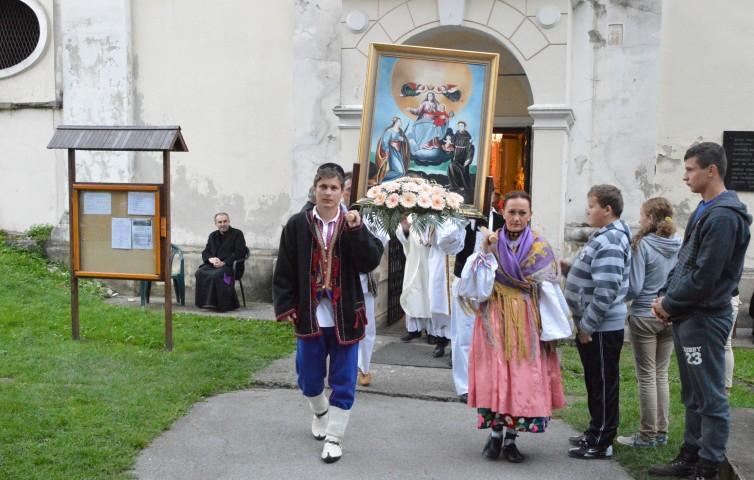 Blagdan Male Gospe u Kutjevu