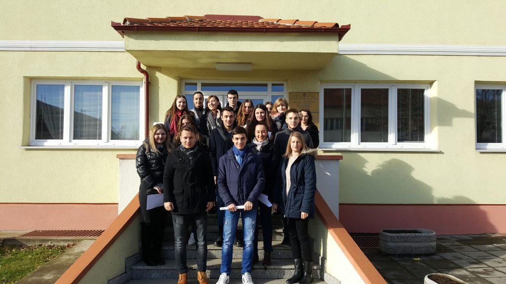 Dodijeljene stipendije za studente s područja grada Kutjeva