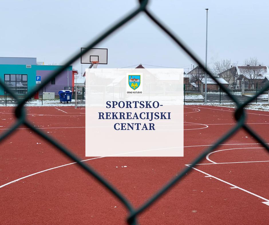 Sportski tereni za košarku i odbojku i sprave za vježbanje na otvorenom