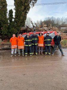 Vatrogasci DVD-a Šumanovac pomogli Majskim poljanama i obližnjim selima
