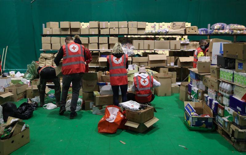 Obavijest o prijavama za volontiranje u potresom pogođenom području