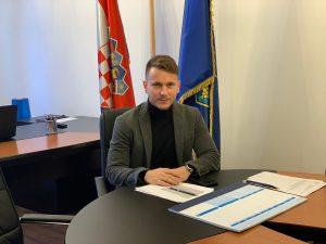 Gradonačelnik Josip Budmir