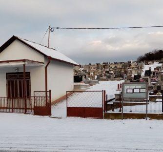 Uskoro započinju infrastrukturni radovi na uređenju groblja u Vetovu