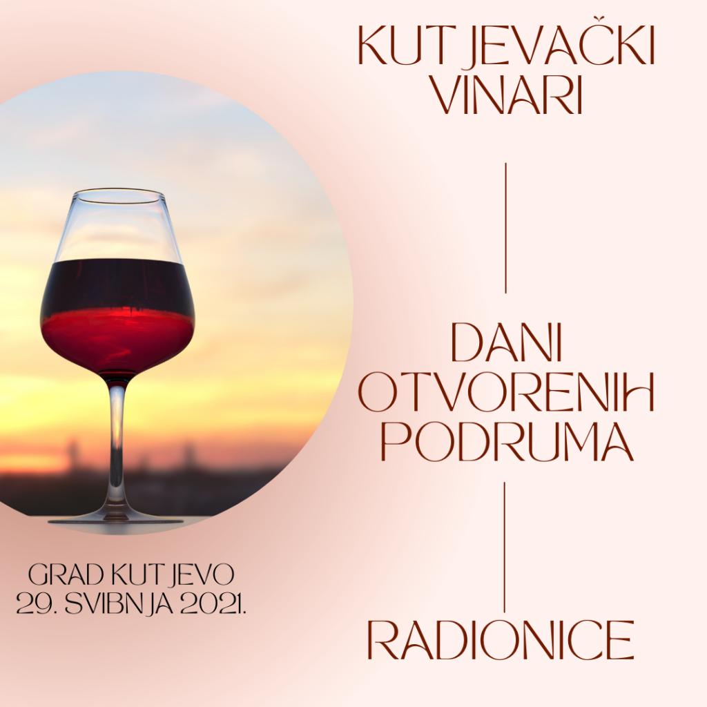 Udruga Kutjevački vinari organizira Dan otvorenih podruma i radionice