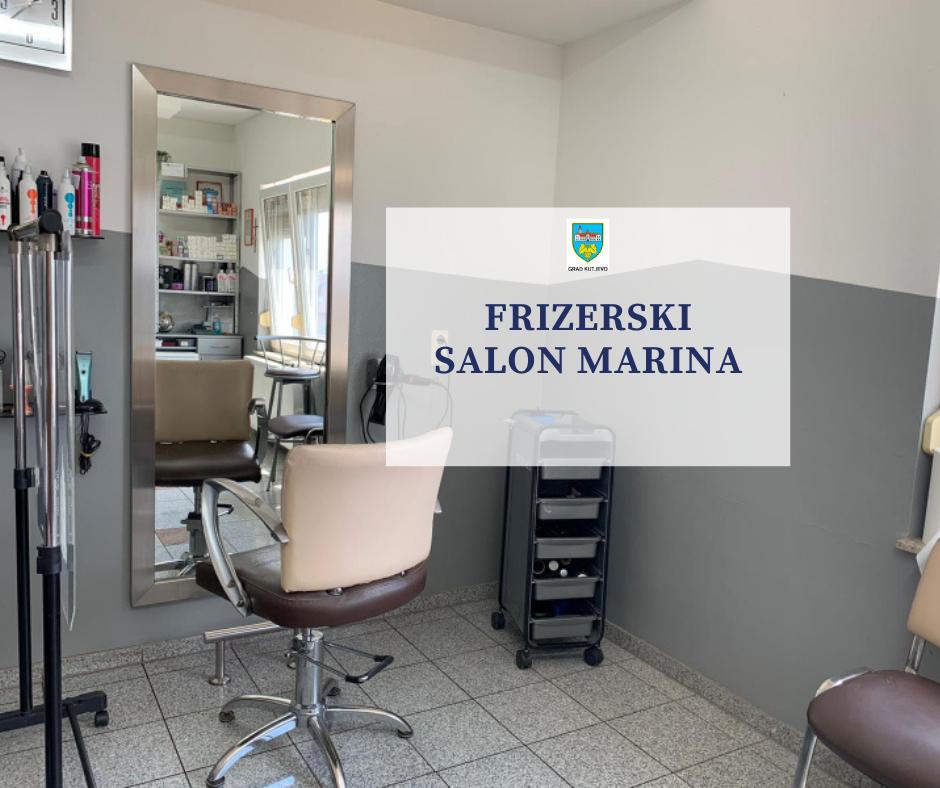 Frizerski salon Marina