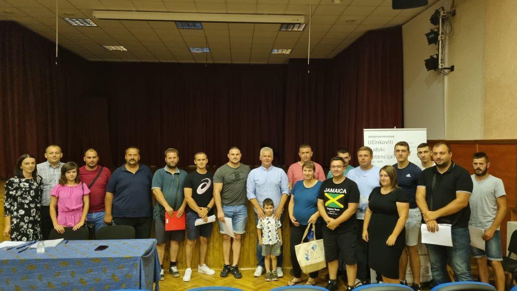 Po 50 tisuća kuna za 16 mladih obitelji na području Grada Kutjeva