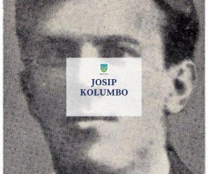 Poznati Kutjevčanin: Josip Kolumbo